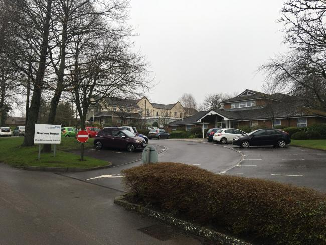 Chard Community Hospital off Crewkerne Road in Chard. CREDIT: Daniel Mumby