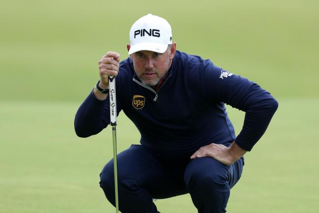 Westwood has his sights set on a first major