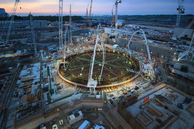 CONFERENCE: Hinkley C reached its J-Zero milestone in June