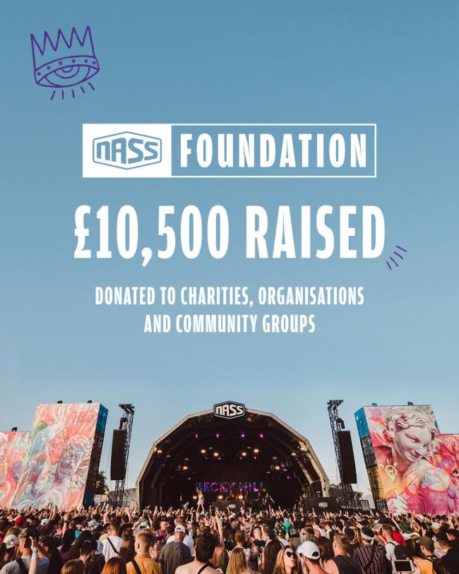 SUCCESS: The NASS Foundation has handed out grants to Somerset groups