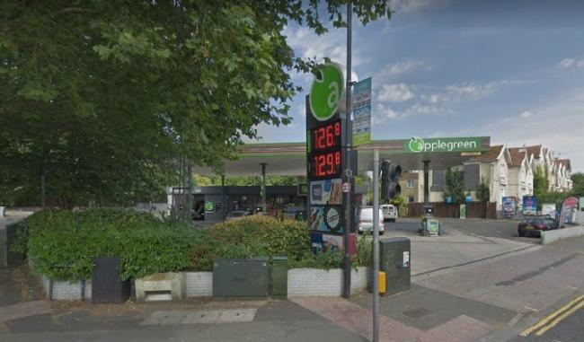 ACQUISITION: The petrol station in Bristol purchased by Sedgemoor District Council