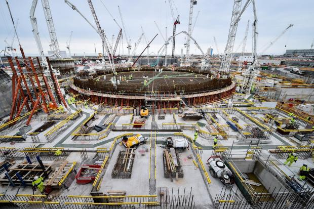 UNDER CONSTRUCTION: Hinkley Point C