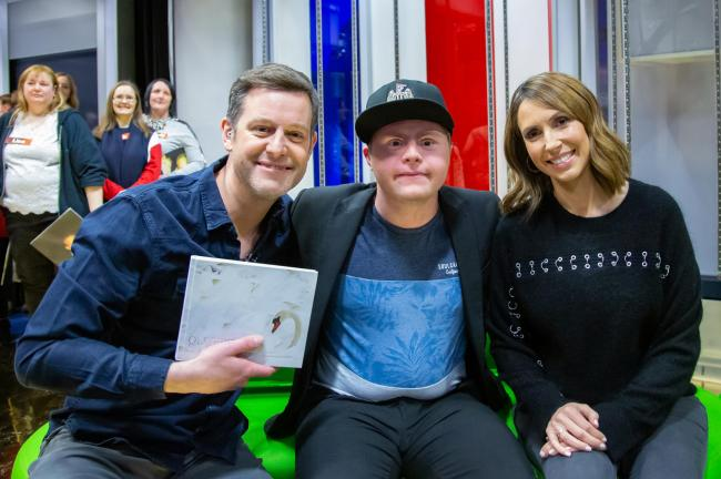 HIGH PROFILE: Oliver on The One Show with Matt Baker and Alex Jones