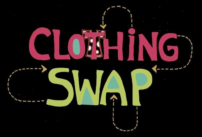 ENVIRONMENTALLY-FRIENDLY: Get new items and help reduce waste at the Clothing Swap event