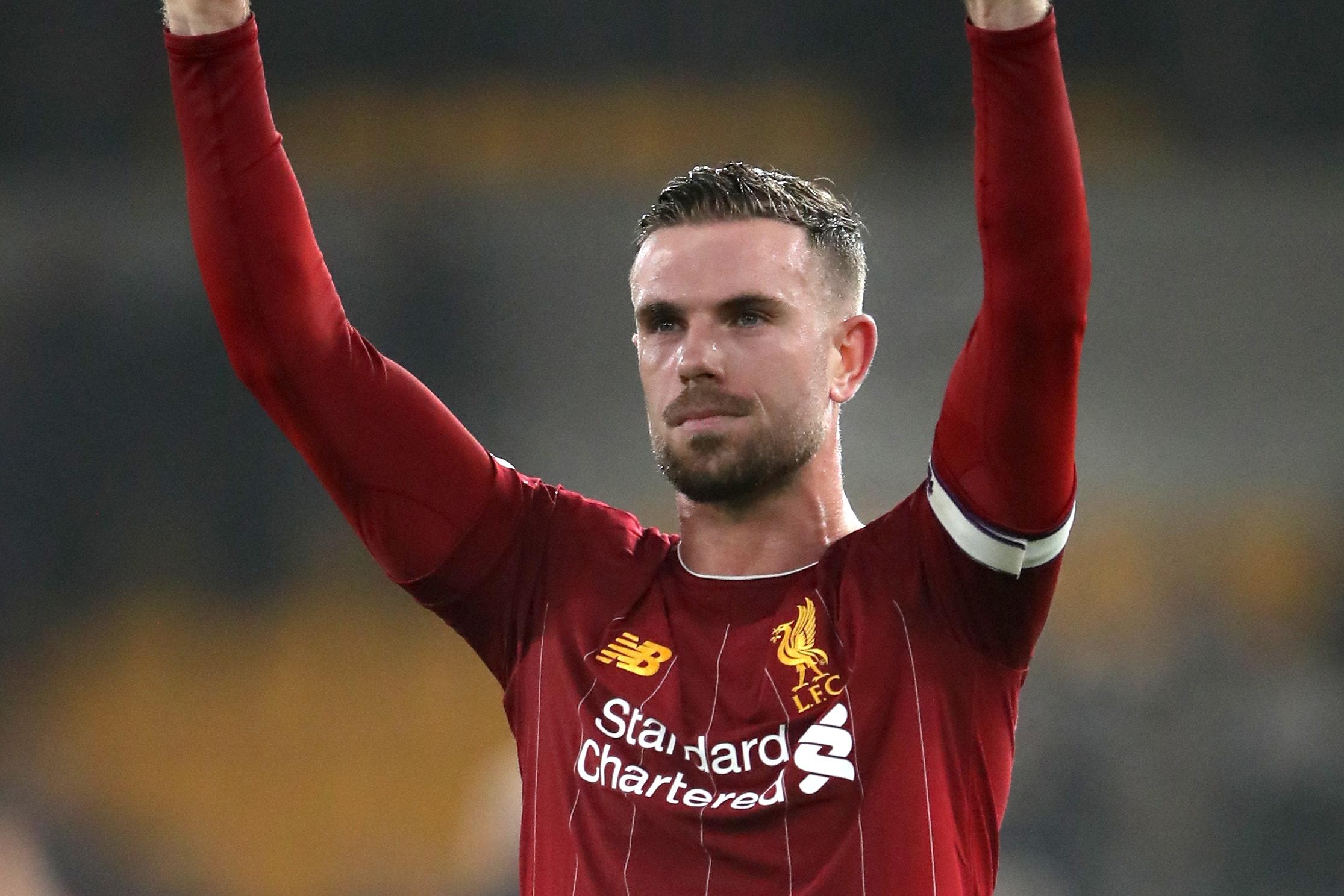 Klopp praises Liverpool Henderson's excellent skipper after winning the wolves