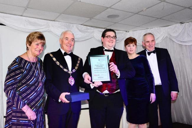 AWARDS CEREMONY: Winners at the 2019 Sedgemoor Business Excellence Awards
