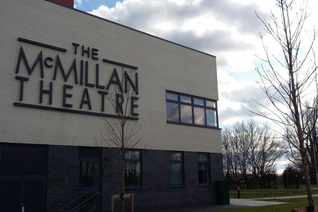 The McMillan Theatre in Bridgwater