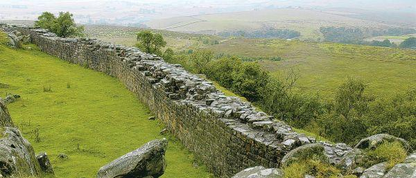 Bridgwater Mercury: Hadrian's Wall