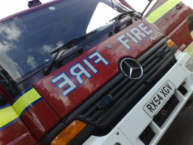 Male rescued from car in Cannington