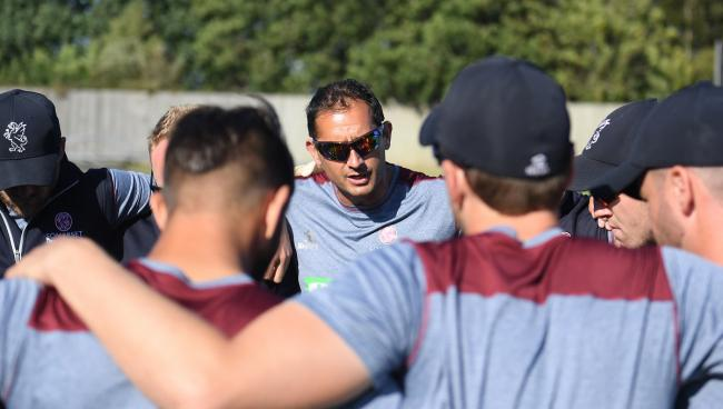 TEAM TALK: Jason Kerr is looking forward to the tie against rivals Gloucestershire. PICTURE: Somerset County Cricket Club