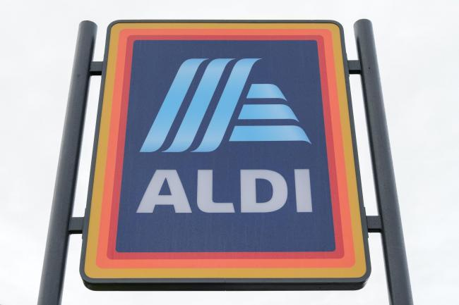 Aldi to create 100 new branches, upgrade 100 stores and expand click and collect (Archive photo)