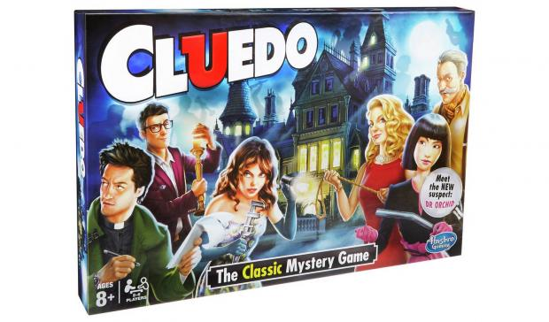 Bridgwater Mercury: Cluedo board game. Picture: Hasbro Gaming