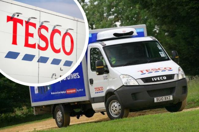 Tesco delivery prices have increased - here's how much more you need to pay. Picture: Newsquest