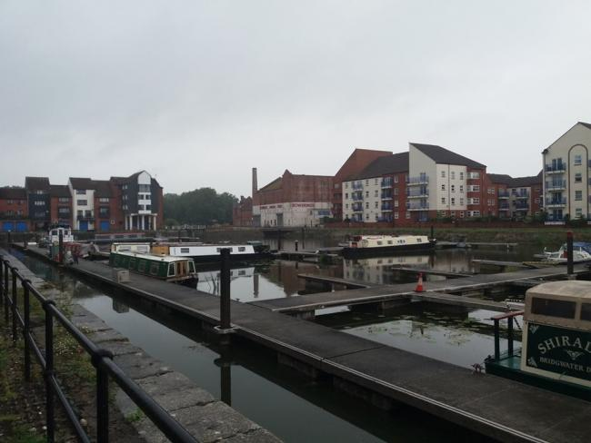 CHALLENGES: Bridgwater Docks is going through a major transition