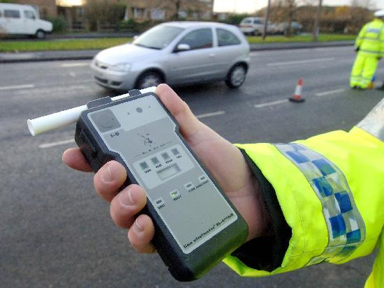 Dozens of motorists in Avon and Somerset caught drink-driving