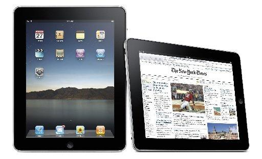 Somerset County Council shells out on staff iPads