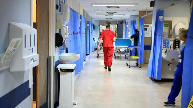 NHS facing 'triple whammy' in Covid-19 recovery
