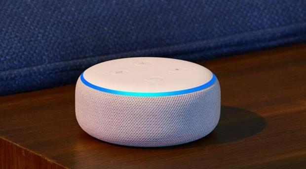 Bridgwater Mercury: An Amazon account is required to set up your Echo Dot (third-generation) speaker. Credit: Amazon