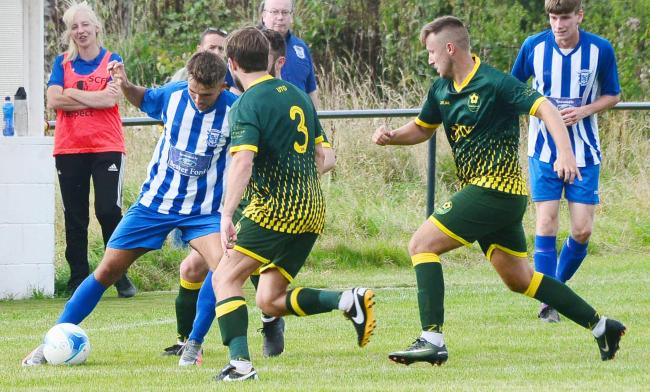 COMING BACK: Grassroots football is on its way back, following the Covid-19 lockdown (pic: Steve Richardson)