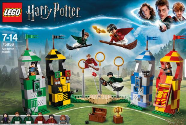 Bridgwater Mercury: Lego Large Harry Potter Play Set. Picture: Lidl