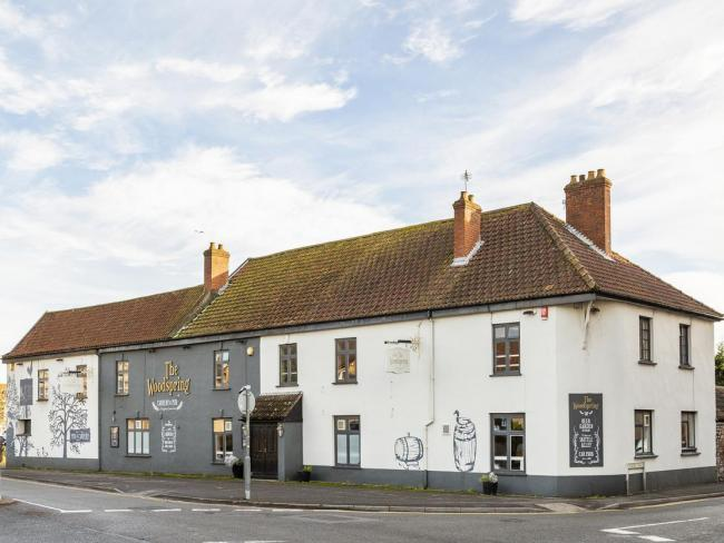 ON THE MARKET: The Woodspring pub in Worle, North Somerset