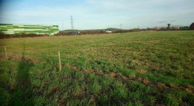 Bridgwater Mercury: Proposed Site Of 80 Homes On King\'S Road In Bridgwater. CREDIT: Sedgemoor District Council. Free to use for all BBC wire partners.