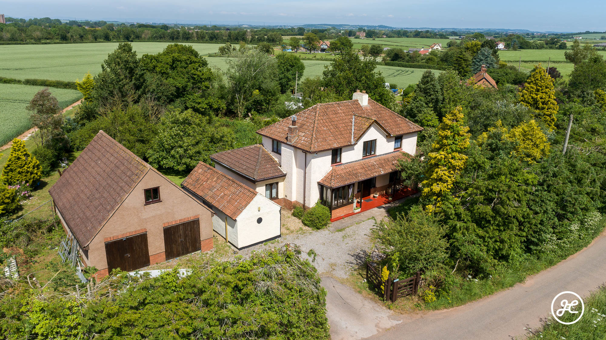 Stunning Somerset home - with a RECORDING STUDIO
