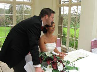 Wedding of Hannah Keirle and Johnathan Parsons