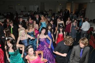 East Bridgwater Community School leavers' prom 2010