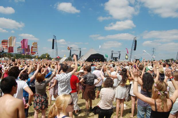 Call for wordsmiths to perform at Glastonbury Festival 2014