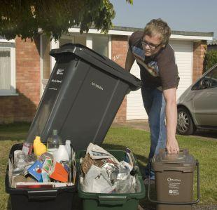 Recycling centres to open Bank Holiday