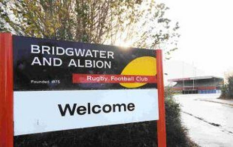 Bridgwater & Albion Rugby Club open new online shop