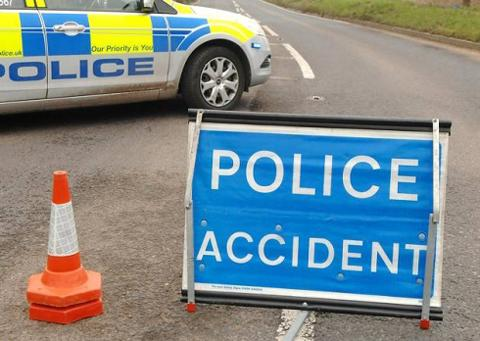 Motorcyclist taken to hospital after collision in Wylds Road in Bridgwater