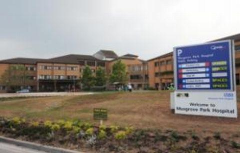 Musgrove Park Hospital in Taunton