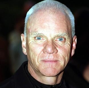 Malcolm McDowell has received a star on the Hollywood Walk of Fame