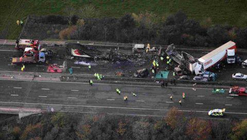 Silent auction to mark anniversary of tragic M5 crash