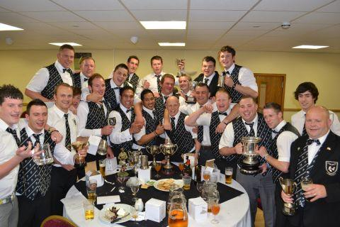 North Petherton toast season success at presentation evening