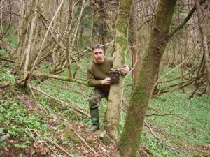 Bridgwater Mercury: 'Big cat consultant' Danny Nineham