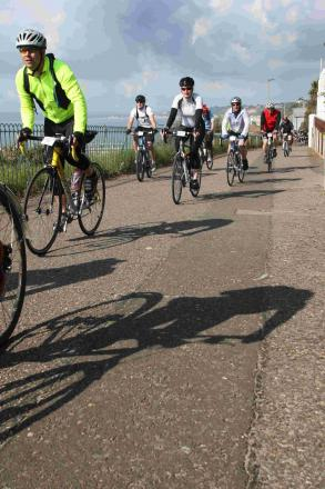 Somerset Levels Bike Ride postponed due to 'extreme weather'