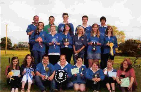 Success for Polden Hills at Somerset Young Farmers Club County Rally
