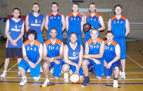 Bridgwater BUCS basketballers crowned 'Best in the West'