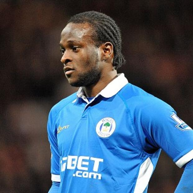Wigan are doing all they can to keep Victor Moses at the club