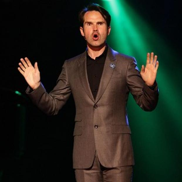 Bridgwater Mercury: Jimmy Carr has been criticised over his use of a legal tax-avoidance scheme