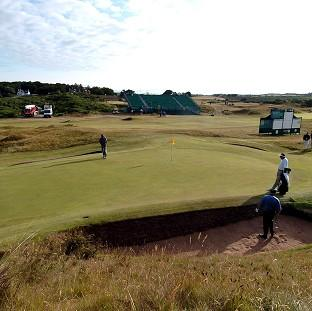 After a 12-year break, the Open Championship will be hosted at Royal Troon in 2016