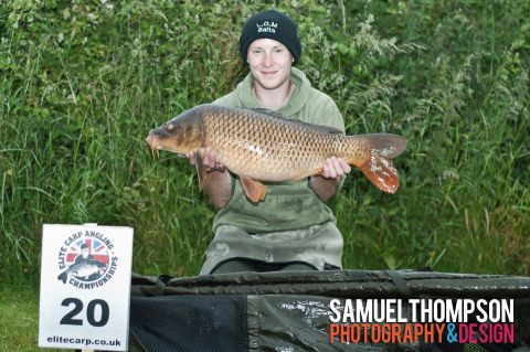 Fishing results on Durleigh Reservoir
