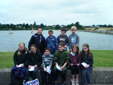 Sailing taster sessions for primary school children