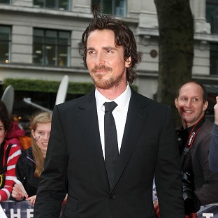 The Dark Knight Rises star Christian Bale has said that his heart goes out to the victims of the Colorado shootings