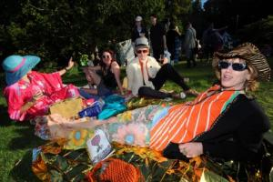 Sun and fun at Port Eliot Festival 2012; Review
