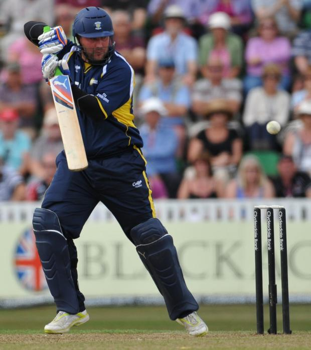 Bridgwater Mercury: Wembdon snap up former England star Blackwell