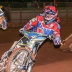 Jason Doyle in action on Friday. PHOTO: Colin Burnett
